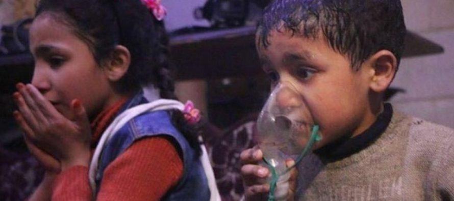 Rusia sustine ca atacul chimic din Siria a fost pus la cale de Marea Britanie