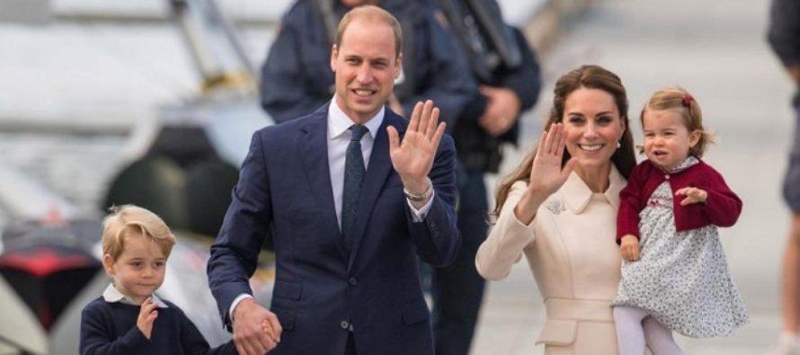 Kate Middleton a nascut un baiat la Spitalul St. Mary, a anuntat Palatul Kensington