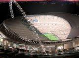 Meci amical Anglia-Romania, la vara, pe Wembley