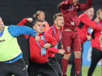 Campioana Romaniei la fotbal este CFR Cluj, dupa ce a invins pe Viitorul Constanta