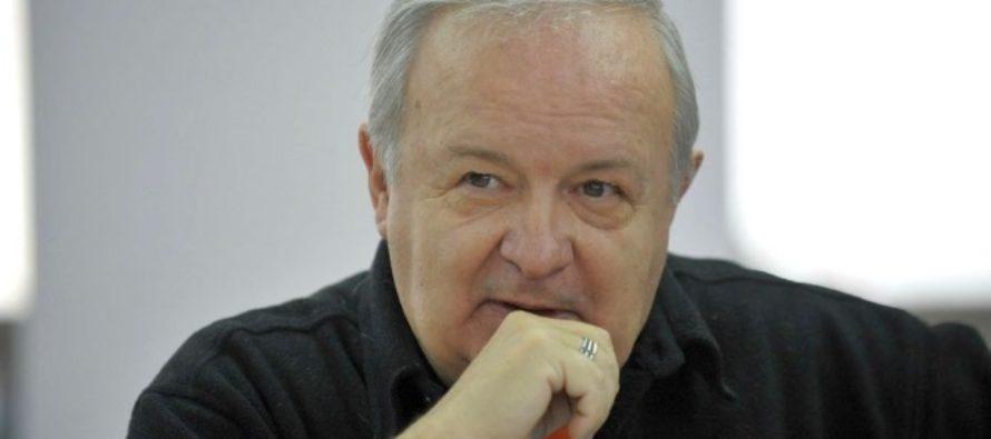 Fostul comentator sportiv Cristian Topescu a murit la varsta de 81 de ani