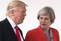 Ministru din cabinetul May, catre Trump: Unde va sunt manierele, domnule presedinte?