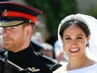 The world watched as Harry and Meghan tied the knot at St George's Chapel in front of guests including the Queen and more than 30 royals and Hollywood royalty