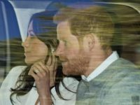 Prince Harry and Meghan Markle have arrived at Windsor Castle to rehearse their wedding