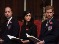 Will Prince William leave Prince Harry