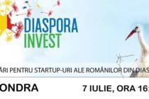 Finantare pentru romanii din Diaspora. Un eveniment de informare pe aceasta tema are loc la Londra pe 7 iulie