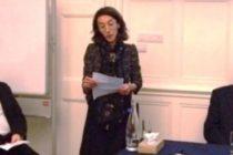 Oana Barbulescu, primul profesor de romana de la Oxford University din Marea Britanie