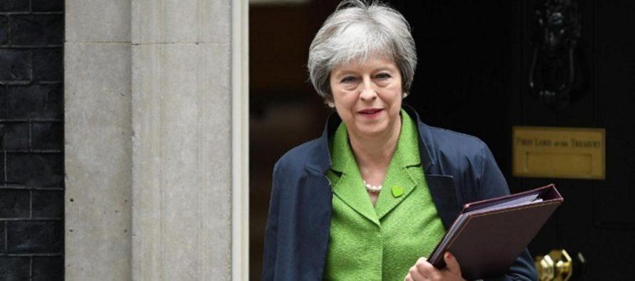 Guvernul din Marea Britanie a evitat in ultima clipa o infrangere umilitoare in Camera Comunelor la un vot asupra proiectului de lege privind iesirea din UE