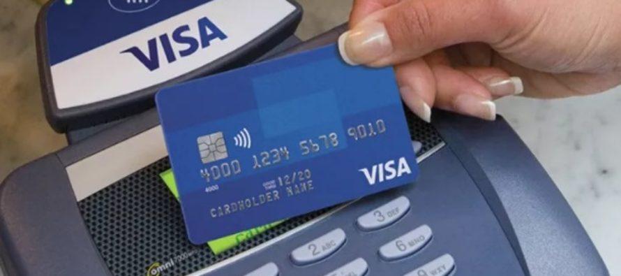 Platile cu cardul VISA, refuzate in Marea Britanie si in alte tari din Europa