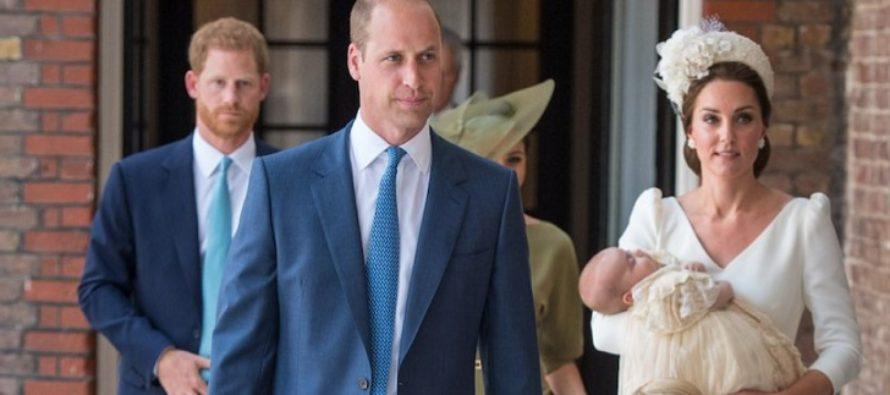 Printul Louis a fost botezat la Capela Regala a Palatului St. James. Regina Elisabeta a lipsit de la eveniment. Ducesele Kate Middleton si Meghan Markle au impresionat prin eleganta si stil