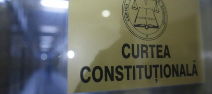 Codurile penale sunt neconstitutionale, a decis Curtea Constitutionala. Contestatiile au fost depuse de opozitie si de presedintele Romaniei