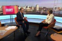Theresa May la BBC: Trump mi-a spus ca ar trebui sa dau in judecata UE, nu sa negociez Brexitul
