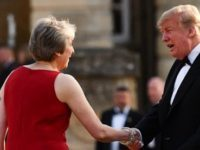 Donald Trump told Theresa May she should sue the EU rather than negotiate over Brexit