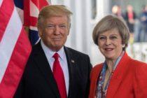 Presedintele Trump incepe, joi, o vizita de trei zile in Marea Britanie. La Londra este programat un protest masiv cu 50.000 de demonstranti si un balon urias anti-Trump