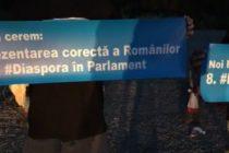Romanii din diaspora se pregatesc de protest, prima coloana de masini a ajuns deja in tara si se indreapta catre Bucuresti