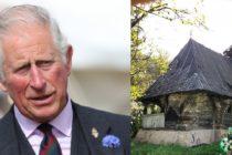 Salvati patrimoniul national! Apel pentru salvarea unei biserici de lemn din Salaj, Printul Charles va sustine o parte din costurile interventiei
