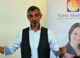 Gerard O'Donovan a lansat scoala de coaching Noble Manhattan la Chisinau. Urmatoarea intalnire, pe 15 decembrie