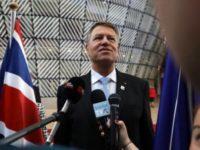 Presedintele Klaus Iohannis a ratat prezentarea Theresei May de la Bruxelles si dezbaterea de dupa