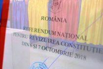 REFERENDUM 2018 PENTRU MODIFICAREA CONSTITUTIEI. Romanii voteaza sambata si duminica, referendumul nu este valid daca nu se prezinta la urne cel putin 30% dintre alegatori