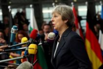 BREXIT – Marea Britanie intra in criza de timp, Theresa May a anuntat ca se va intoarce la Bruxelles pentru noi discutii cu toti liderii UE