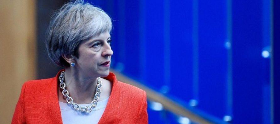 Theresa May vrea sa supuna din nou la vot acordul pentru Brexit pe 13 februarie