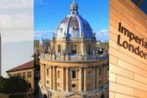 Colegiul Imperial din Londra si Universitatea Leuven din Belgia, singurele din Europa care sparg dominatia americana in top 100 al celor mai inovative universitati din lume