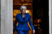 Theresa May este asteptata sa-si anunte, vineri, demisia din functia de premier al Marii Britanii