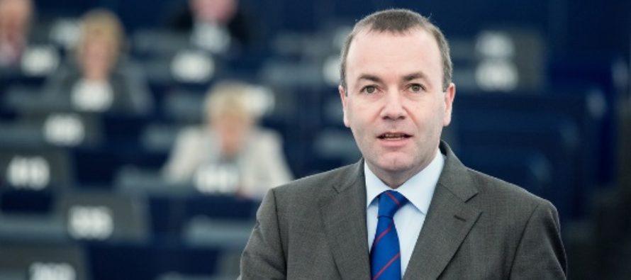Manfred Weber, desemnat de PPE drept candidat pentru postul de presedinte al Comisiei Europene