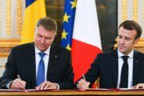 Sezonul cultural Romania – Franta a fost inaugurat la Paris de presedintele Iohannis si Emmanuel Macron. La 100 de ani de la Marea Unire, cele doua tari sunt tot impreuna!