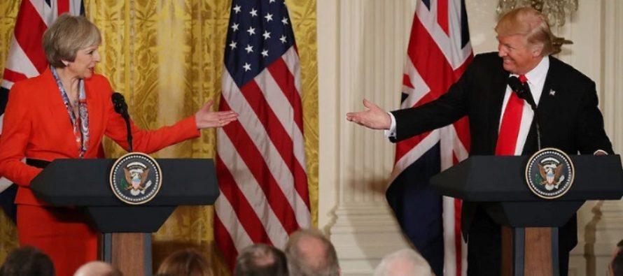 SUA si Marea Britanie pregatesc un acord privind traficul aerian care sa le permita companiilor aeriene britanice sa isi continue activitatile post-Brexit