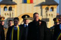 Sarbatoare impresionanta la Alba Iulia de Centenar. Klaus Iohannis, Familia Regala, Patriarhul Daniel si mii de oameni au participat la ceremoniile de 1 Decembrie