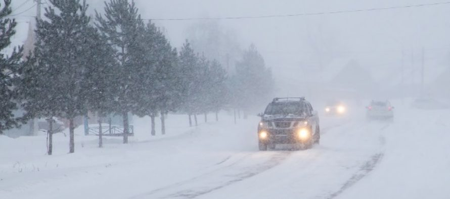 Vremea se raceste din nou in Romania! Meteorologii au anuntat ca se intorc ploile si ninsorile.