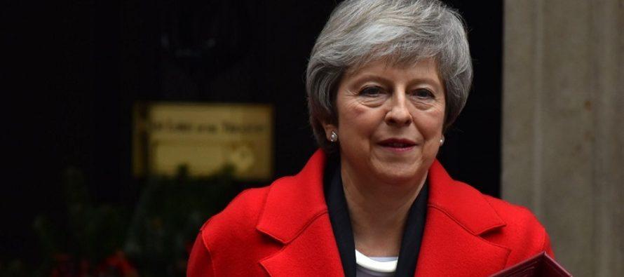 Theresa May respinge al doilea referendum privind Brexitul, acordul negociat cu UE se bucura de tot mai putin sprijin in parlamentul Marii Britanii