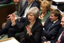 Modificari in acordul de Brexit. Parlamentul din Marea Britanie a adoptat si respins mai multe amendamente