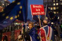 BREXIT – Parlamentul Marii Britanii a respins cu un vot covarsitor acordul pentru Brexit. Se cere demisia premierului May. LIVE