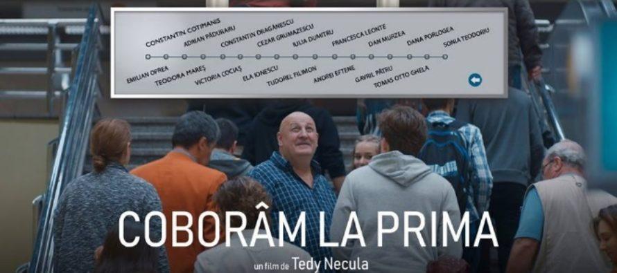 """""""Coboram la prima"""", primul film inspirational romanesc, ajunge la Londra, la invitatia East European Cultural Centre. Regizorul Tedy Necula: Romanii, oriunde s-ar afla, au nevoie de povesti pozitive"""