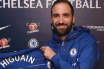 Higuain a semnat cu Chelsea, transferul a fost anuntat oficial pe site-ul echipei londoneze