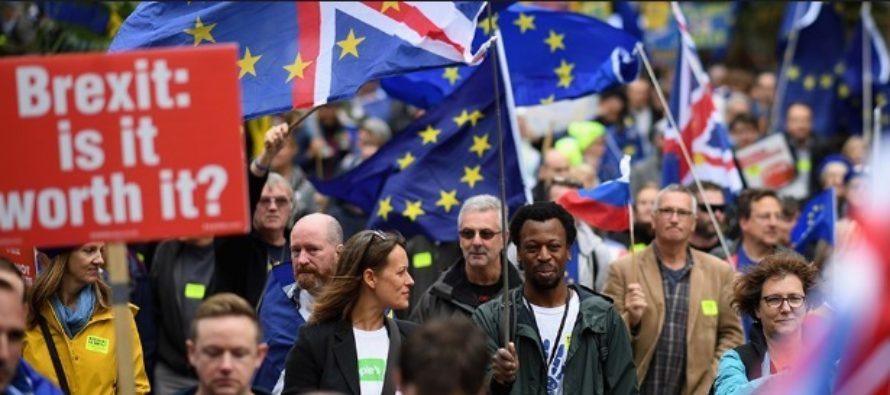 BREXIT, ULTIMA ORA: Marea Britanie a primit ultimatum de la UE sa vina cu un nou plan privind backstop-ul irlandez