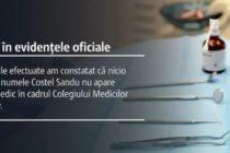 Un nou caz de medic fals iese la iveala in Romania. Un fost zidar a devenit dentist peste noapte, chiar langa Bucuresti