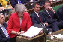 Theresa May propune un plan BREXIT in trei etape, cu doar o luna inaintea iesirii programate din UE