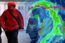 Avertizare de vreme rea in Marea Britanie si Irlanda de Nord. Ciclonul Erik poate cauza intarzieri sau zboruri anulate pe aeroporturi, avertizeaza MAE