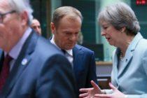 BREXIT. Liderii Europei insista ca Marea Britanie sa fie iesita din UE pana pe 22 mai, Theresa May a plecat la Bruxelles