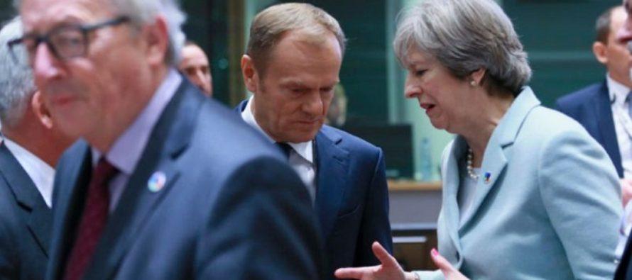 BREXIT – Theresa May vrea sa convoace de urgenta un summit european in care sa se decida daca Marea Britanie va iesi sau nu din UE pe 12 aprilie