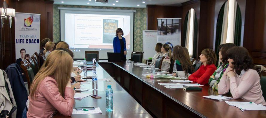 "Coaching Support Group Chisinau organizeaza a noua intalnire, pe 11 aprilie, cu tema ""Inside-out leadership"""