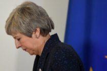 Premierul britanic Theresa May ar fi promis ca va demisiona daca i se voteaza acordul Brexit. Asteptam o data a demisiei, ar fi spus unii ministri din Guvern