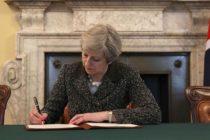 Varianta Brexit avuta in vedere de Theresa May: Sa mearga cu acordul de retragere a Marii Britanii din UE pentru a patra oara in Parlament