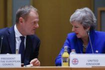BREXIT. Theresa May nu mai poate supune la vot acordul privind Brexitul respins deja. Varianta in lucru: Amanarea Brexitului pana in iunie, cu optiunea unei amanari prelungite pentru inca 2 ani