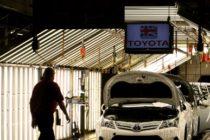 Toyota avertizeaza ca se retrage din Marea Britanie daca nu va fi un acord Brexit