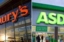 Fuziunea dintre Sainsbury's si Asda a fost blocata de Autoritatea Concurentei din Marea Britanie