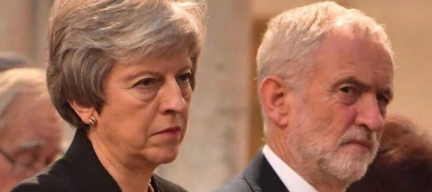 Nicio schimbare, niciun compromis! Discutiile dintre Theresa May si Partidul Laburist privind Brexit s-au blocat